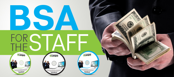 BSA For The Staff