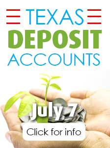 TX Deposit Accounts 7 7 21