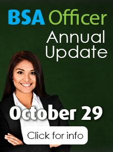 BSA Officer Annual Update 10 29 21